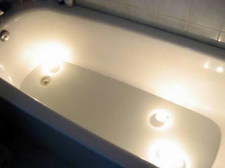 sammy bath tub