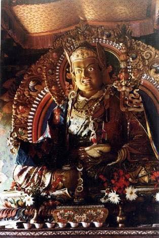 guru rinpoche beer spell tibetan grimoires