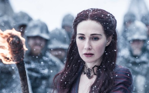 His Weight in Gold': Women of Power in Game of Thrones and Tibetan