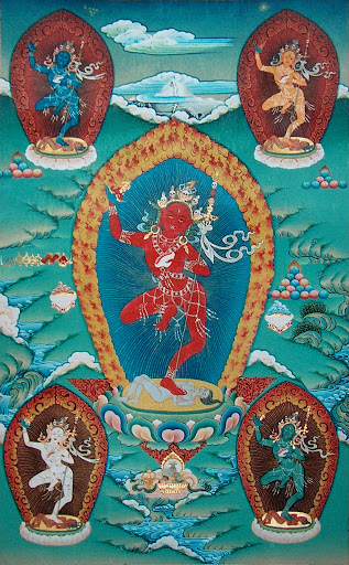 Tantric Sex Partners, Actual and 'Imagined': Tibetan