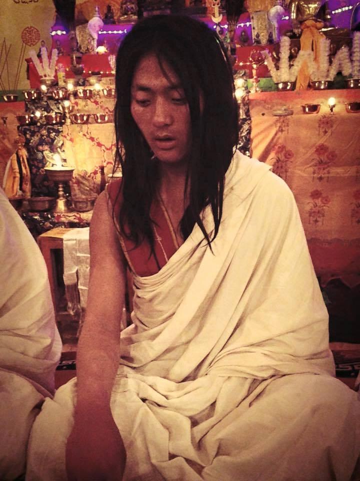 The White Robed Dreadlocked Community Dr Nida Chenagtsangs